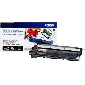 Cartucho de Toner Brother TN210BK Preto Original