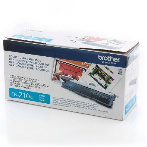 Toner Brother HL-3040 TN210C Original MFC-9010 - 1400 Pgs – Ciano
