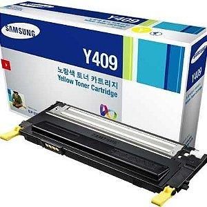Cartucho toner p/Samsung amarelo CLT-Y409S Samsung CX 1 UN