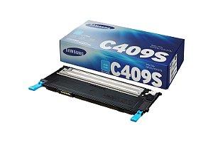 Cartucho toner p/Samsung ciano CLT-C409S Samsung CX 1 UN