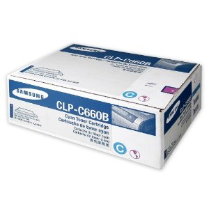 Toner de Impressão Ciano CLP-C660B