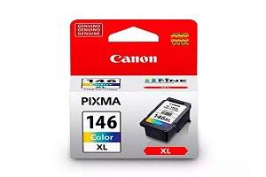 Cartucho CL-146XL Colorido para impressora CANON