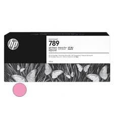 Cartucho HP 789 CH620A Magenta Claro Latex L25500 Original