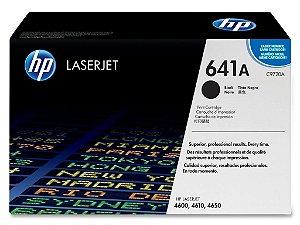 Cartucho de toner LaserJet preto HP 641A original - C9720A