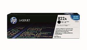 Cartucho de toner LaserJet preto HP 822A original (C8550A)