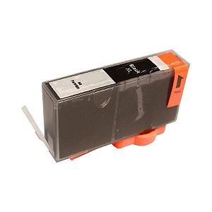 Compativel: Cartucho de Tinta HP 670XL Preto CZ117AB Mecsupri