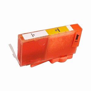 Cartucho de Tinta HP 670XL - Amarelo - CZ120AB - Mecsupri