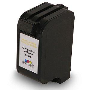 Cartucho de Tinta HP 78 - C6578DL - Colorido - Mecsupri