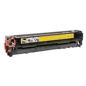 Cartucho de Toner HP CB542A - 125A - Amarelo - Mecsupri