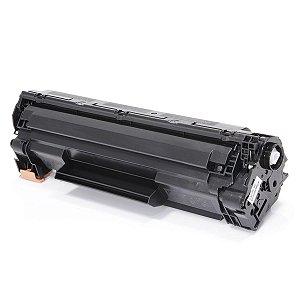 Cartucho de Toner Mecsupri Compatível com  HP CB435A Preto 35A