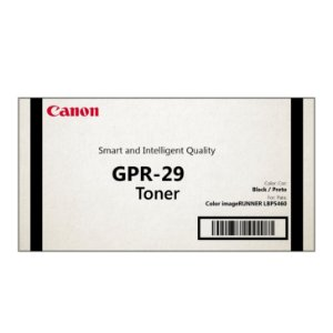Cartucho de Toner Canon GPR29  Preto 2645B004AA Original