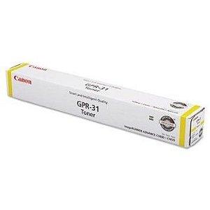Cartucho Toner Canon GPR-31 Yellow 2802B003AA