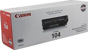 Canon Cartucho 104 Toner Preto (0263B001)