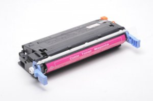 Cartucho de Toner Mecsupri Compatível com  HP C9723A Magenta HP 641A