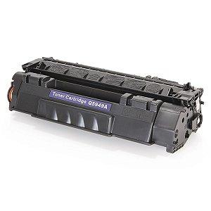 Compativel: Cartucho de Toner HP - Q5949A - 49A - Preto - Mecsupri