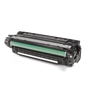 Cartucho de Toner HP 504A - CE250A  - Preto - Mecsupri
