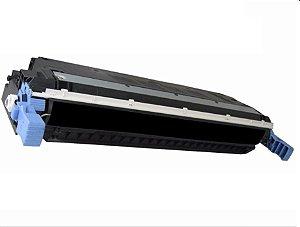 Cartucho de Toner HP 644A - Q6460A - Preto - Mecsupri