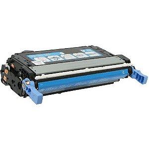 Compativel: Cartucho de Toner HP 644A - Q6461A - Ciano - Mecsupri