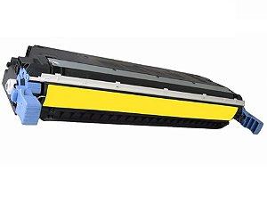 Cartucho de Toner HP 644A - Q6462A - Amarelo - Mecsupri