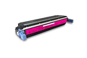 Cartucho de Toner Mecsupri Compatível com  HP C9733A Magenta 645A