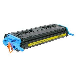 Cartucho de Tinta Mecsupri Compatível com HP 124A Amarelo Q6002A