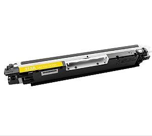 Cartucho de Toner Mecsupri Compatível com HP 126A Amarelo CE312A