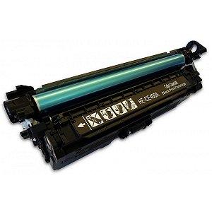 Cartucho de Toner HP 507A - CE400A - Preto - Mecsupri