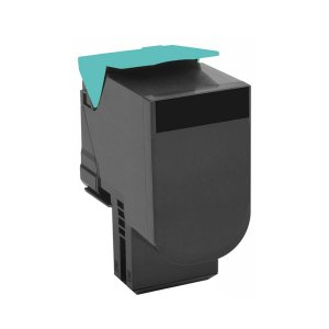 Compativel: Cartucho de Toner Lexmark - C540H1KG  -Preto - Mecsupri