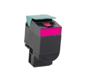 Compativel: Cartucho de Toner Lexmark - C544 - C544X1MG - Magenta Compativel