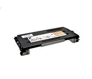 Cartucho de Toner Mecsupri Compatível com Lexmark C500 Black C500H2KG
