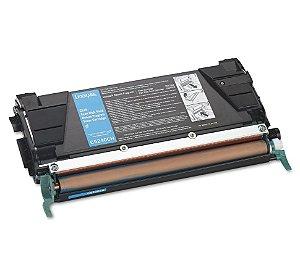 Cartucho de Toner Mecsupri Compatível com Lexmark C5240CH Cyan