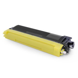 Compativel: Cartucho de Toner Brother TN210Y - Amarelo - Mecsupri