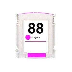 Cartucho de Tinta HP  88 - C9387AL - Magenta - Mecsupri