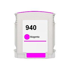 Cartucho de Tinta HP 940 - C4904A - Magenta - Mecsupri