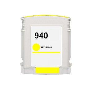 Cartucho de Tinta HP 940 - C4905A - Amarelo - Mecsupri