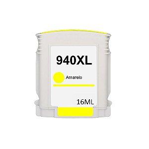Cartucho de Tinta Mecsupri Compativel HP 940XL Amarelo C4909AL