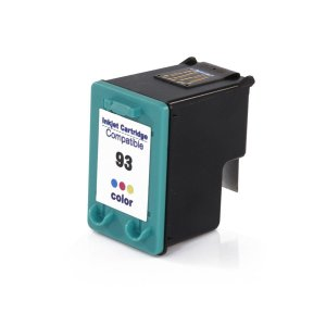 Cartucho de Tinta HP 93 - C9361WB - Colorido -  Mecsupri