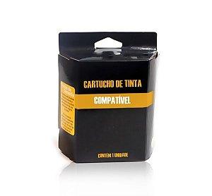 Compativel: Cartucho de tinta Mecsupri - Compatível c/HP 40 preto 42ml 51640a