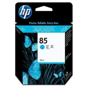 Cartucho de Plotter Original  HP 85 de 28 ml (C9425A)  ciano