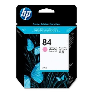 Cartucho de Plotter HP 84 Magenta Claro C5018A  69ml Original