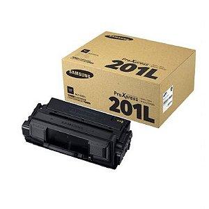 Toner Samsung D201L Preto M4080FX M4030ND 4080 4030 Original