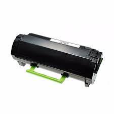 Cartucho de Toner Mecsupri Compatível com Lexmark 50BU | 504U Preto 50FBU00 | 50f4U00