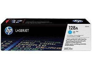 Toner HP LaserJet Original 128A Ciano (CE321A)