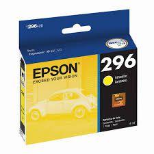 Cartucho de Tinta EPSON p/Expression amarelo T296420BR CX 1 UN Original
