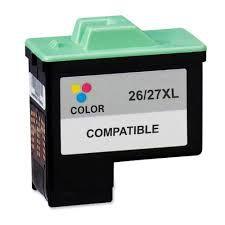 Compatível: Cartucho Lexmark 26 colorido 10N0026 Mecsupri