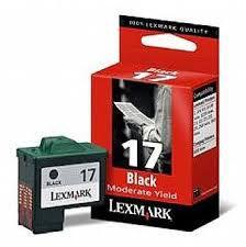 Cartucho Lexmark 17 Preto 10N0217 Original