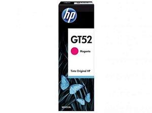 Garrafa de Tinta HP Magenta GT52 M0H55AL Original para HP DeskJet GT 5822
