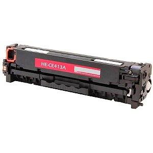 Cartucho de Toner HP 305A - CE413A - Magenta - Mecsupri
