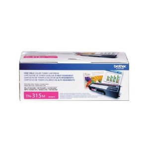 Toner Brother Tn-315m / Magenta- Novo 100% Original