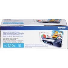 Cartucho toner p/Brother ciano p/1500 pag. TN-310C Brother CX 1 UN